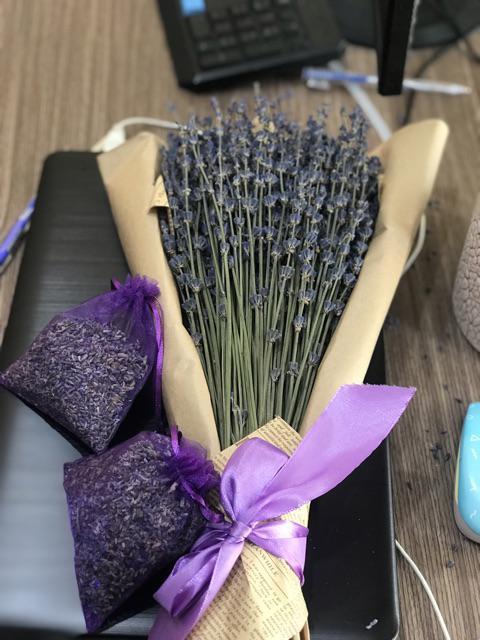Hướng Dẫn Cách Phơi Hoa Khô Lavender 2