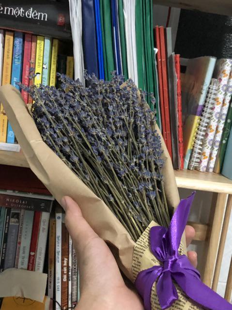 Hướng Dẫn Cách Phơi Hoa Khô Lavender 4