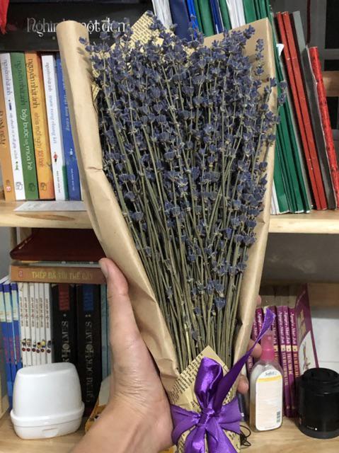 Hướng Dẫn Cách Phơi Hoa Khô Lavender 5