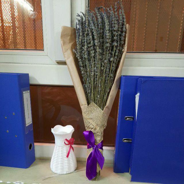 Hướng Dẫn Cách Phơi Hoa Khô Lavender 6