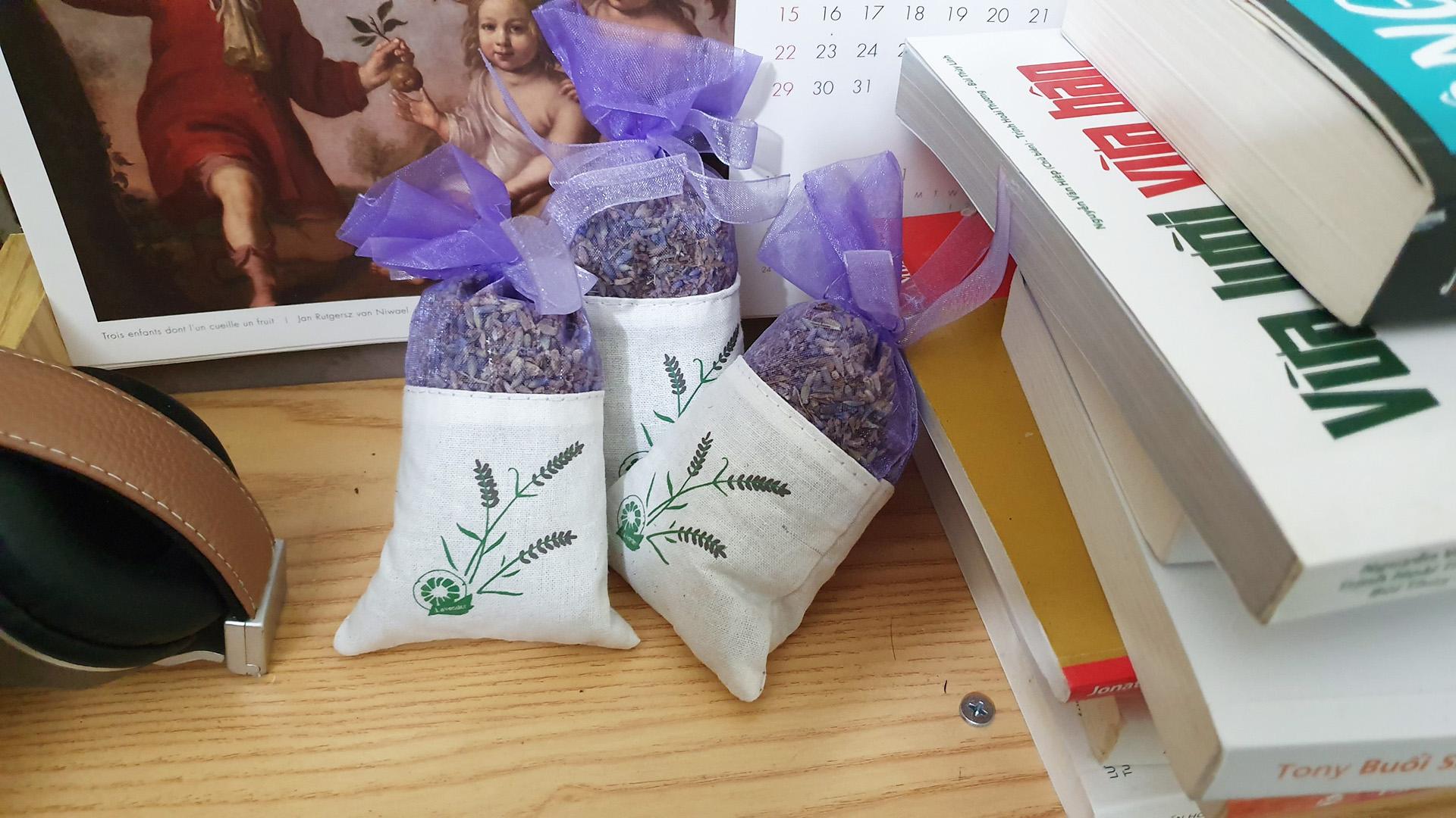 Cách Làm Túi Thơm Lavender 1