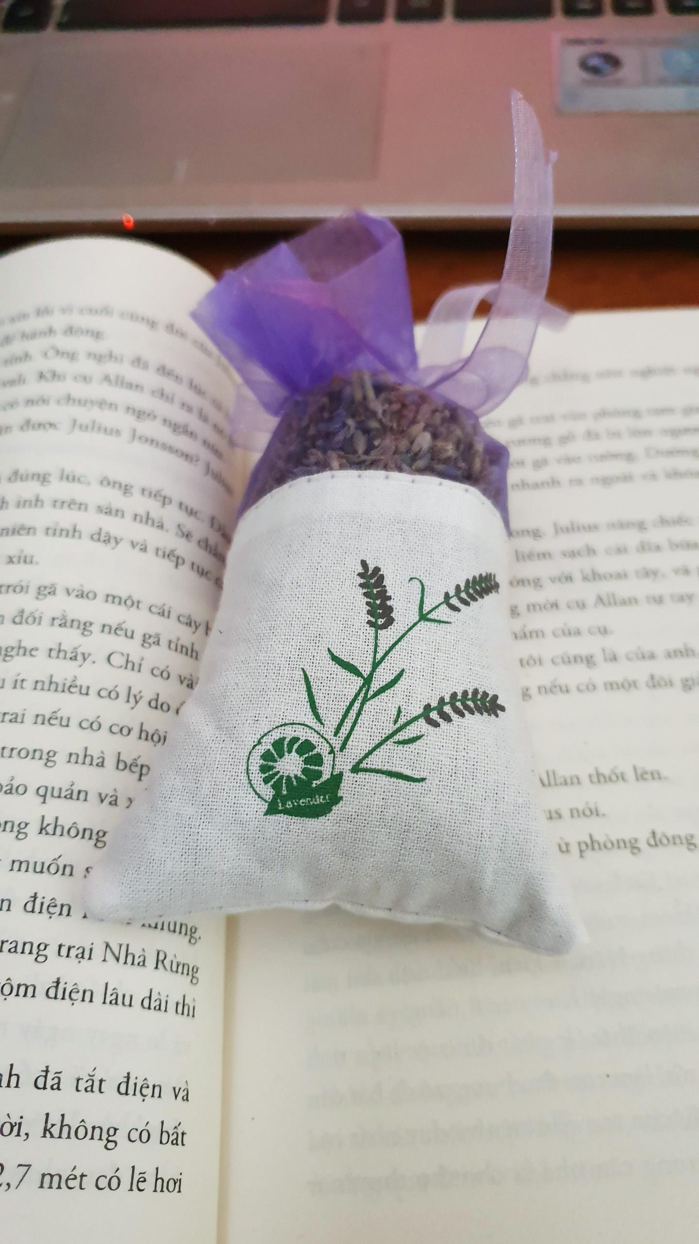 Cách Làm Túi Thơm Lavender 3