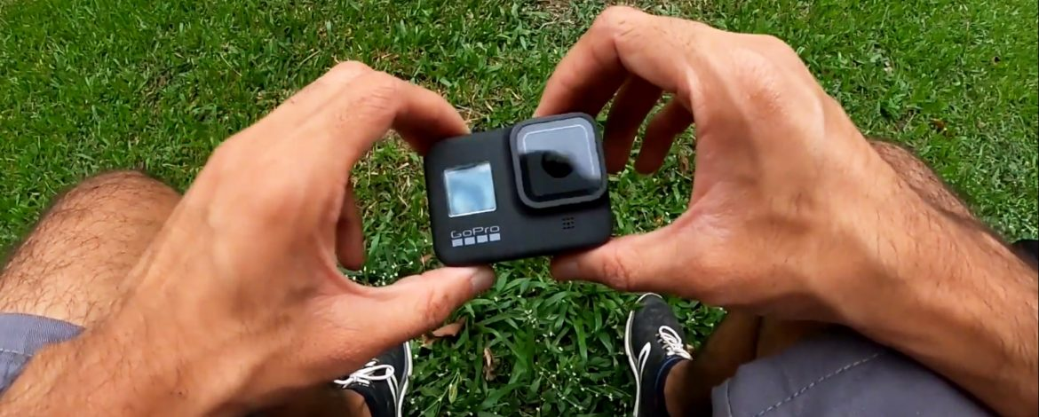 TRÊN TAY & REVIEW GOPRO HERO 8 BLACK
